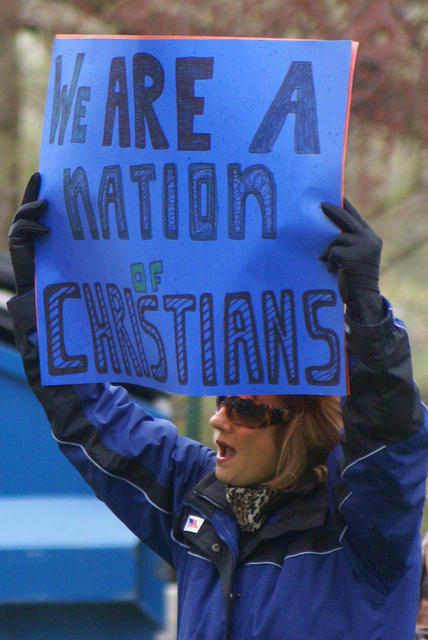 Boise Idaho Tea Party - We are a Nation of Christians