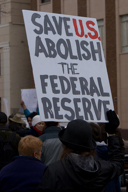 Boise Idaho Tea Party - Save The US Abolish the Federal Reserve