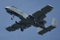 A-10 Thunderbolt II - ACC East Coast Demo Team - Gear Down