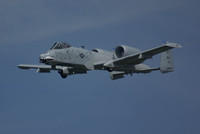 A-10 Thunderbolt II - ACC East Coast Demo Team - Vapor Trail