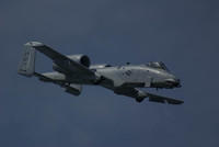 A-10 Thunderbolt II - ACC East Coast Demo Team