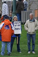Tea Party 2009 Rally - Boise, Idaho