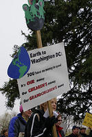 Boise Idaho Tea Party - Earth to Washington DC
