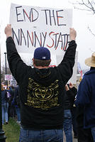 Boise Idaho Tea Party - End the Nanny State