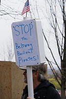 Boise Idaho Tea Party - Stop the Beltway Bailout Pirates