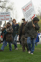 Boise Idaho Tea Party - Tyranny