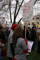 Boise Idaho Tea Party - Stop Stop the Spending